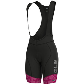 Alé Cycling PRS Ibisco Bib Shorts Dam prune